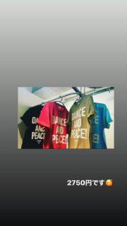 DAPオリジナルTシャツ